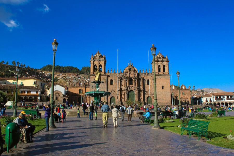 "10 Day Andean Highlights ""The Best of Peru & Machu Picchu"" w/Air"