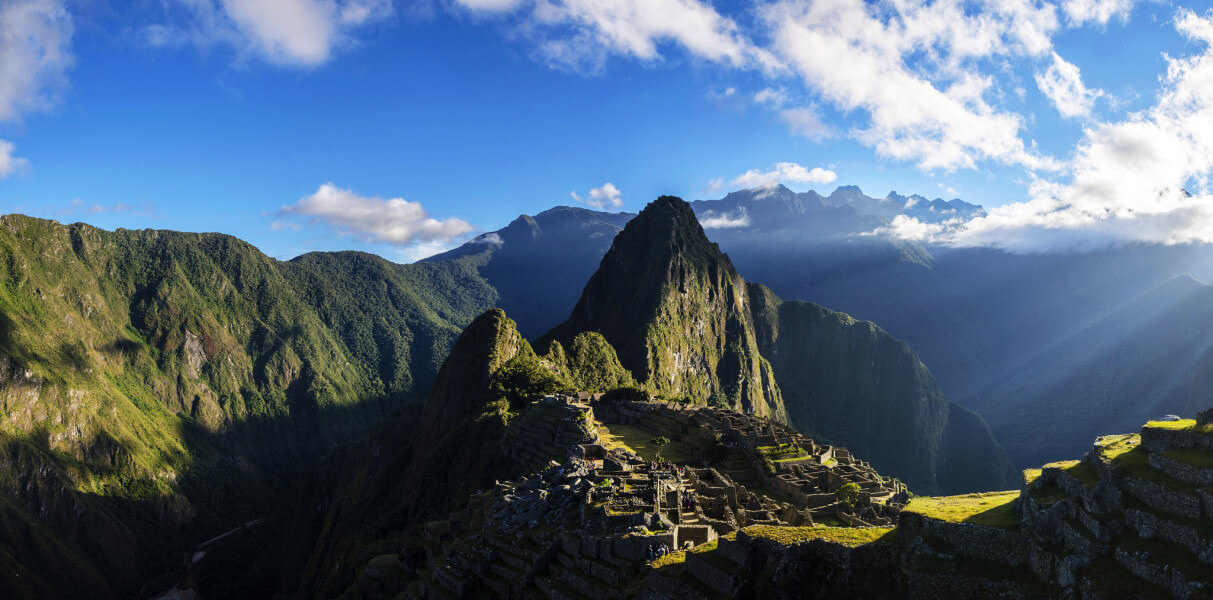 Machu Picchu in its Glory!