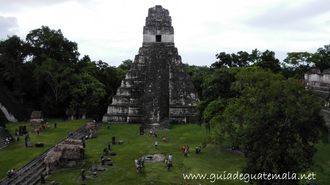 FIrst Encounter: Mayan civilization