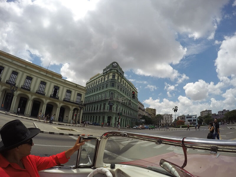 Walk the streets of Old Havana