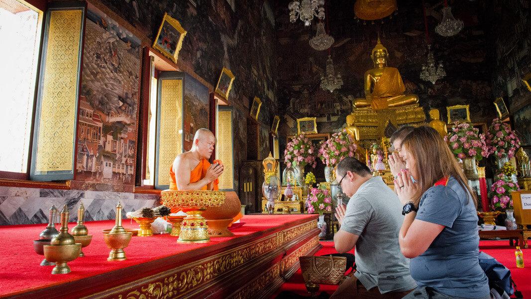 Thailand - Cambodia - Vietnam tour of 20 Days / 19 Nights