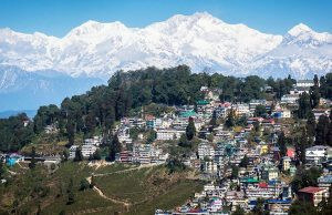 Nepal and North east India