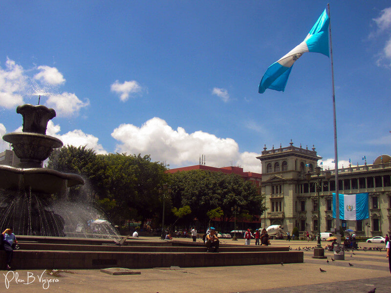 Guatemala City historic downtown Tour