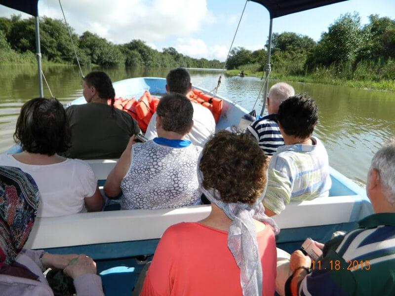 Cañon del Rio Dulce Journey