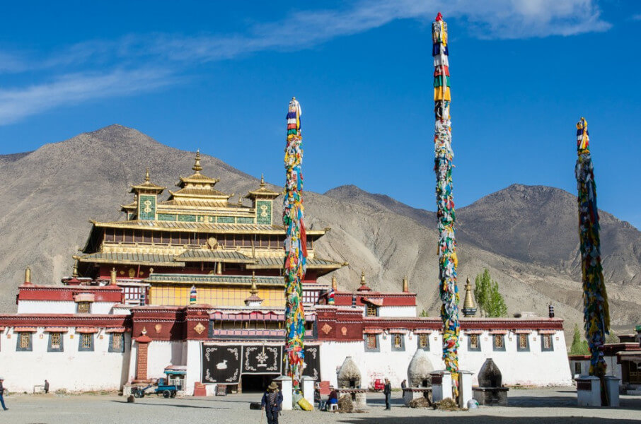 10 Days Ganden to Samye trek in Tibet