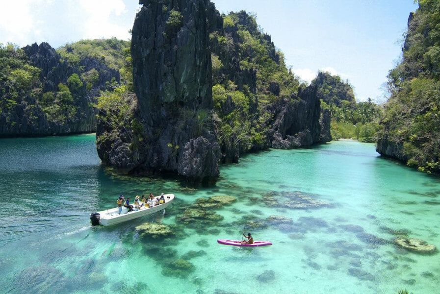 8Days / 7Nights Manila-Tagaytay-Bohol-El Nido