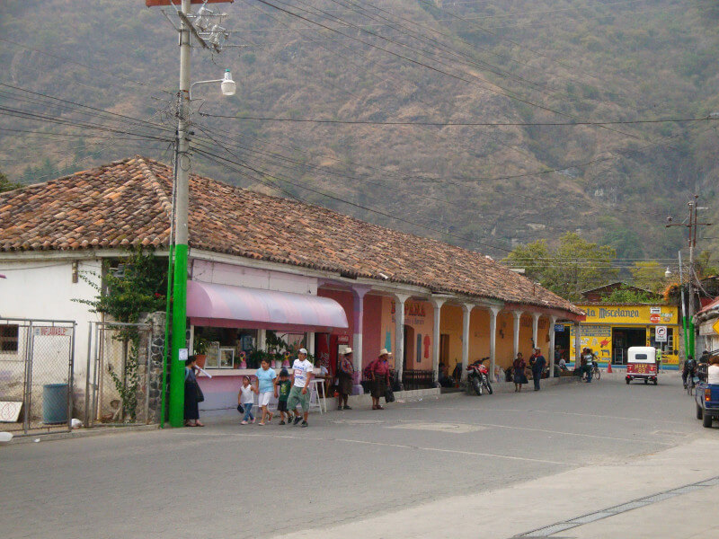 Visit Lake Atitlan surrounding Vllages