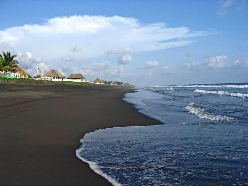 Monterrico, Sta. Rosa, Pacific Coast