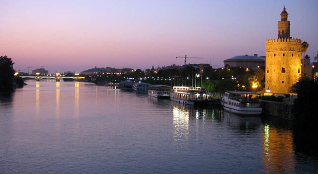 Cordoba – Seville (145km – 1.5 hours)