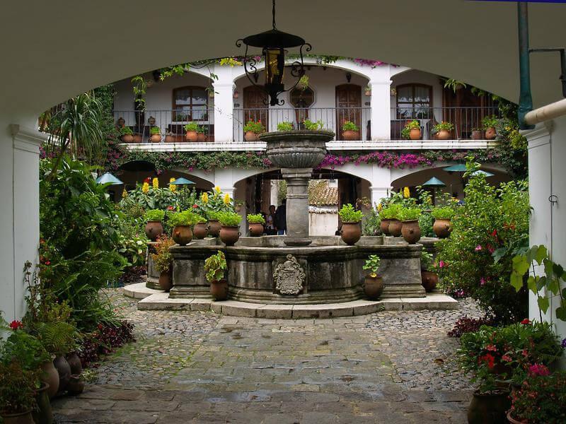Antigua & Iximche Maya City