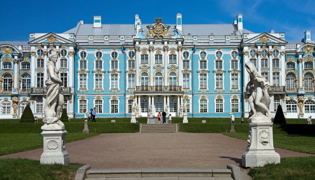 Tsarskoye Selo (Pushkin) (7 hours)
