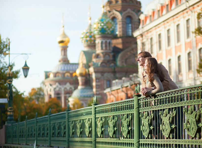 ST. PETERSBURG 2017 - CENTENARY OF THE RUSSIAN REVOLUTION