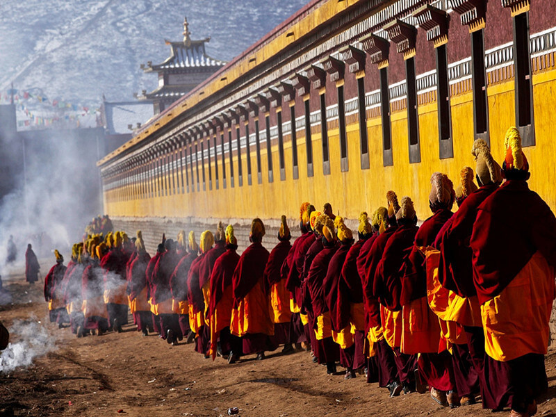 8 Days Ancient Cities and Mount Everest base Camp Tour