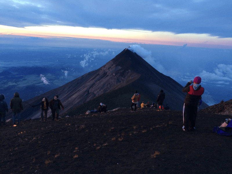 Volcanoes Adventure in Guatemala