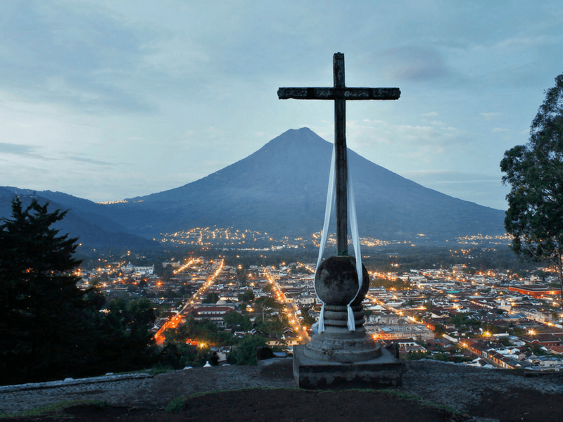 TOUR BY THE MAGIC ANTIGUA GUATEMALA
