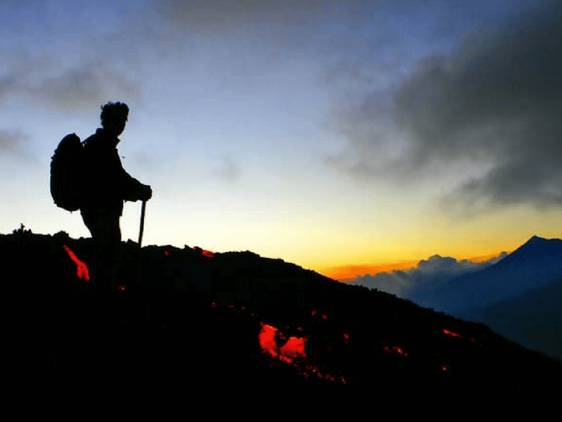 ASCENSION TO THE PACAYA VOLCANO AND SPA