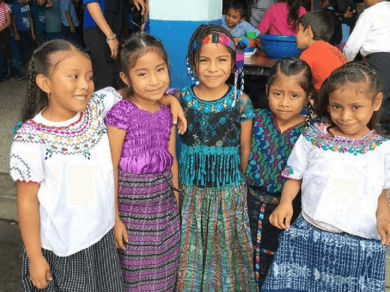 "TOUR WITH THE NGO ""CHILDREN OF GUATEMALA"
