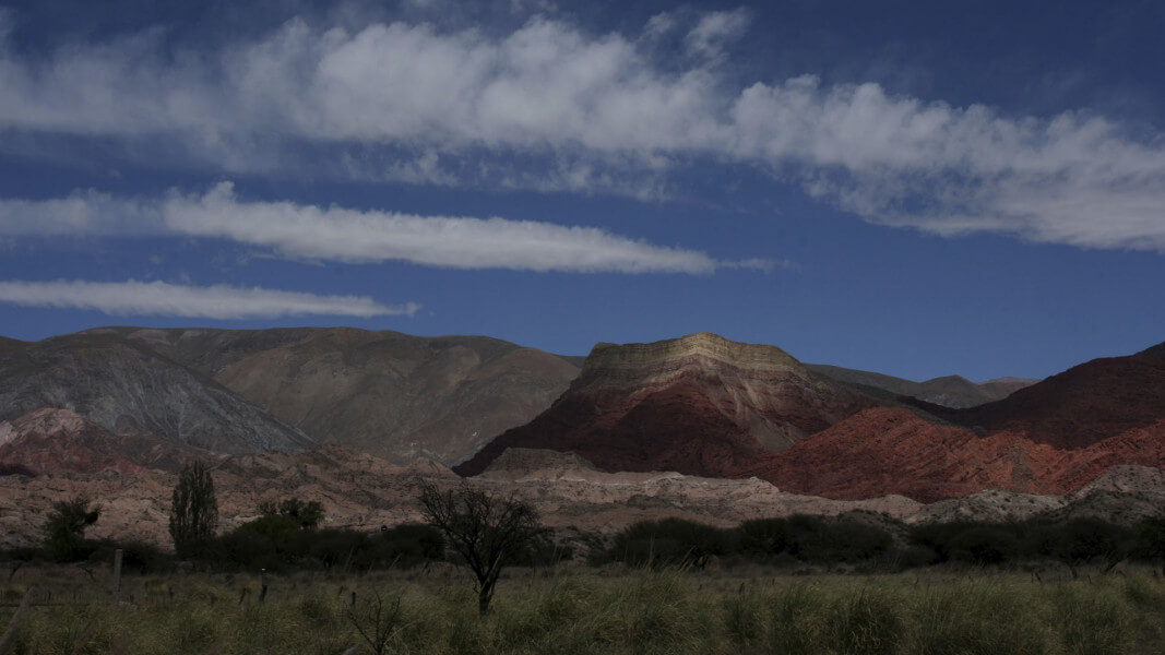From Salta to Bolivia...