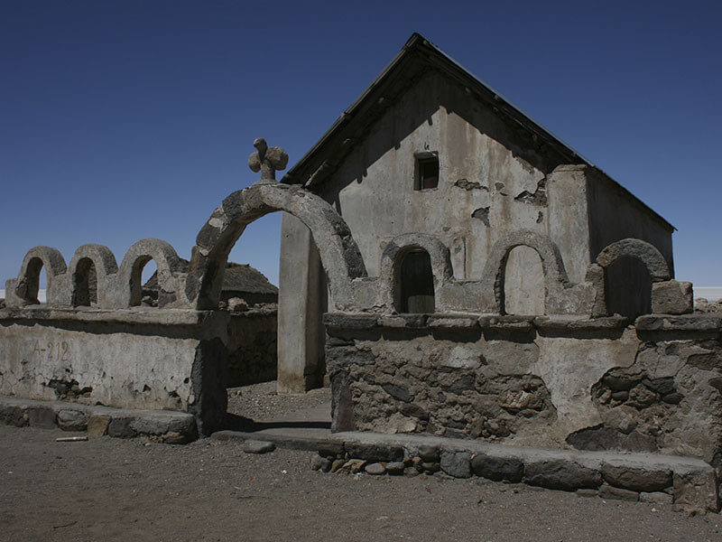 In the heart of the Altiplano
