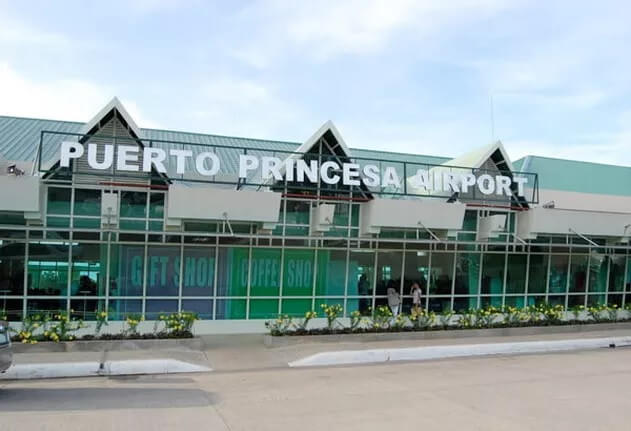 6Days / 5Nights Manila-Puerto Princesa