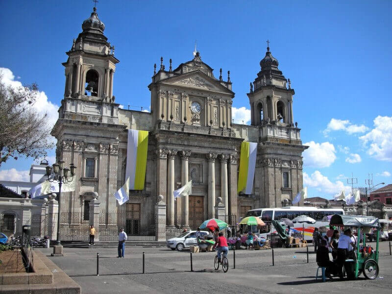 Guatemala City Day tour, historic places