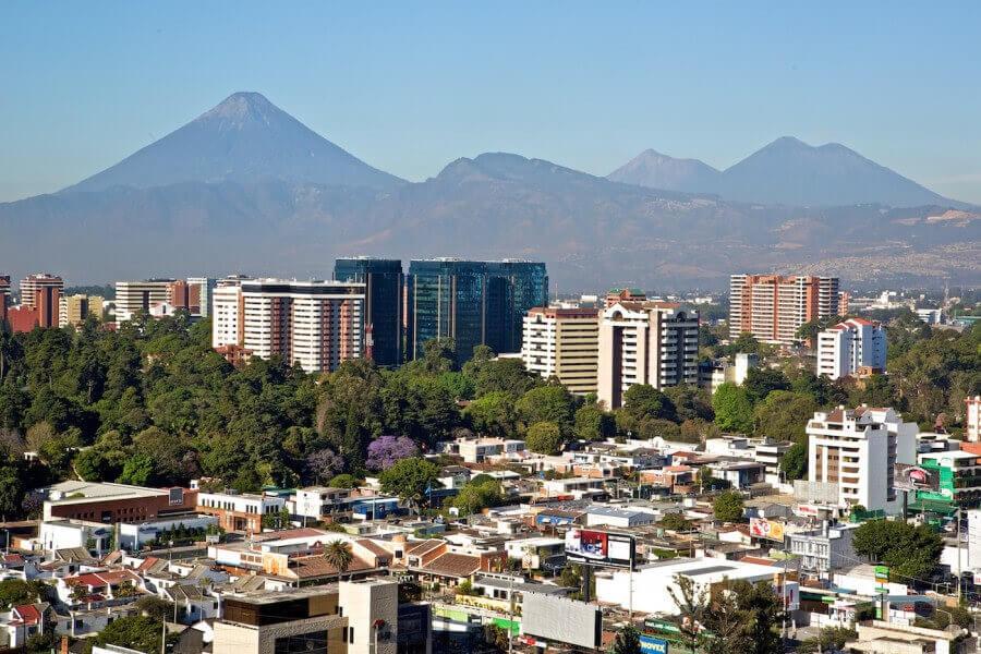 Guatemala City Historic Day Tour