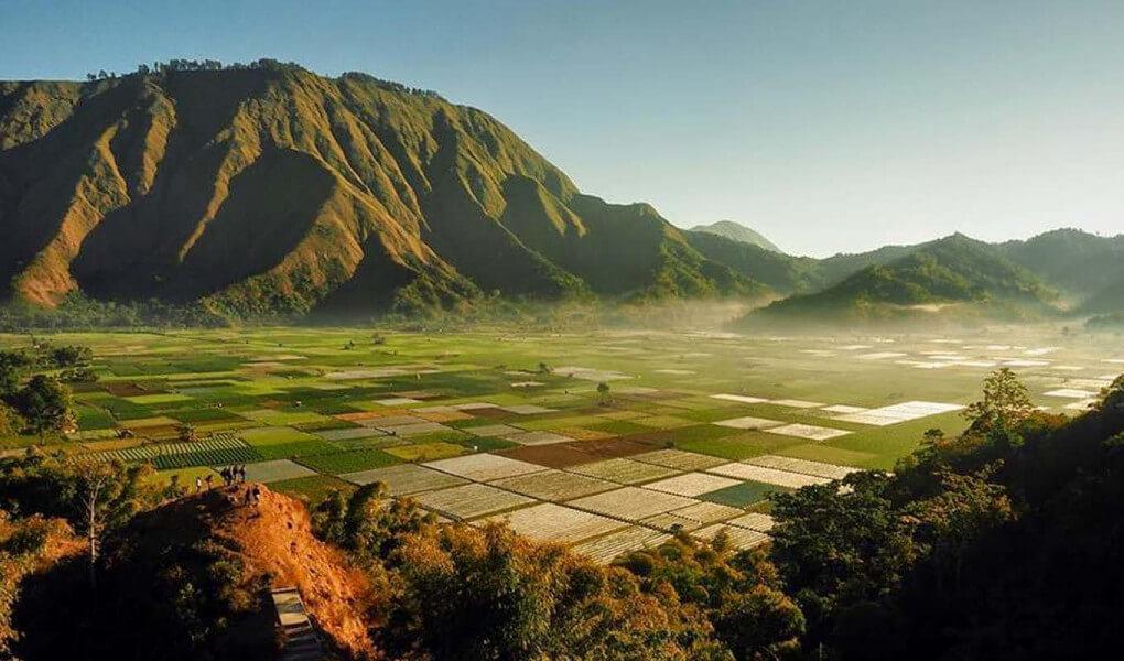 Sembalun - Singgang GIle Waterfall & Tiu