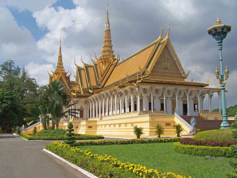 Phnom Penh - City Tour