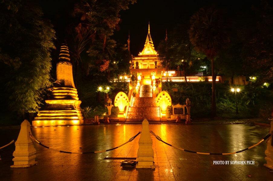 Phnom Penh - Arrival