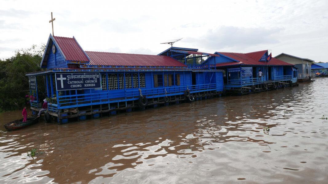 Siem Reap - Departure