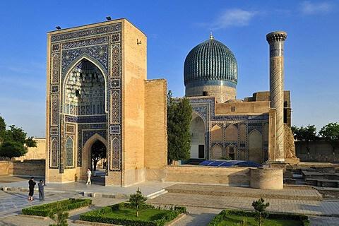 Pearls of Uzbekistan