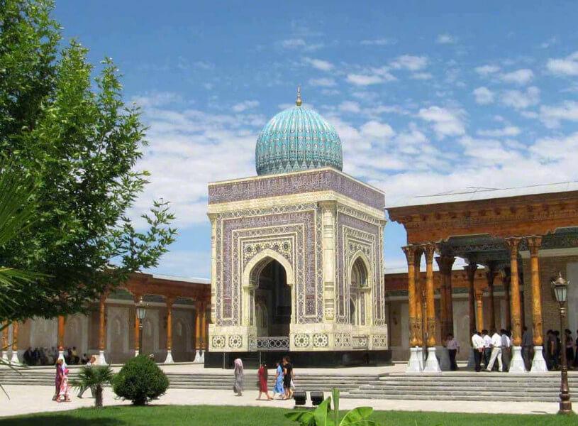 Samarkand – Tashkent