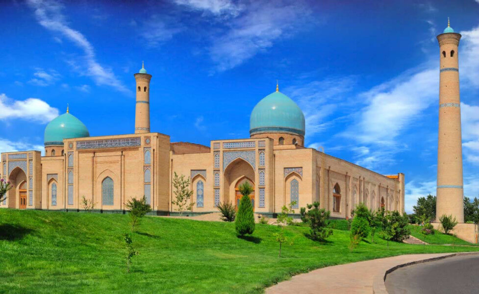Tashkent – Departure