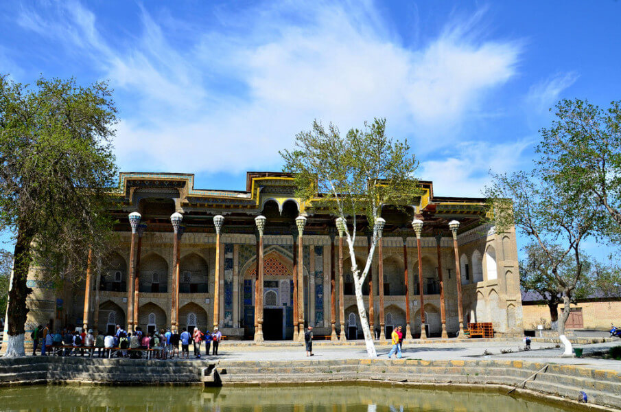 Unbelievable Uzbekistan
