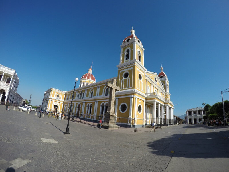 Welcome to Granada, Nicaragua!