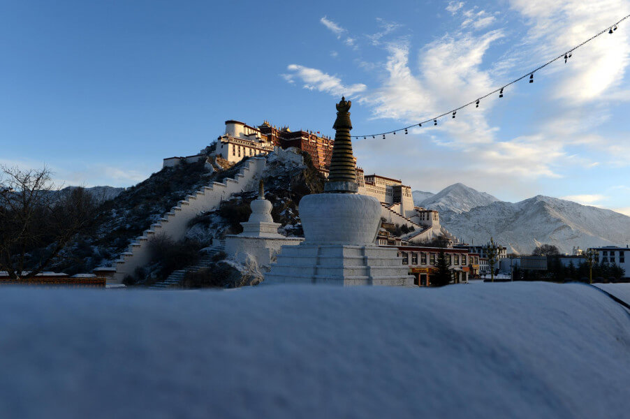 9 Days Lhasa to Everest Base Camp