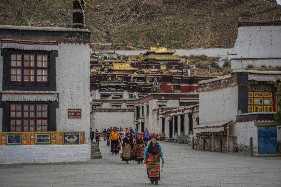 15 Days Lhasa to Kailash and Lake Manasarowa