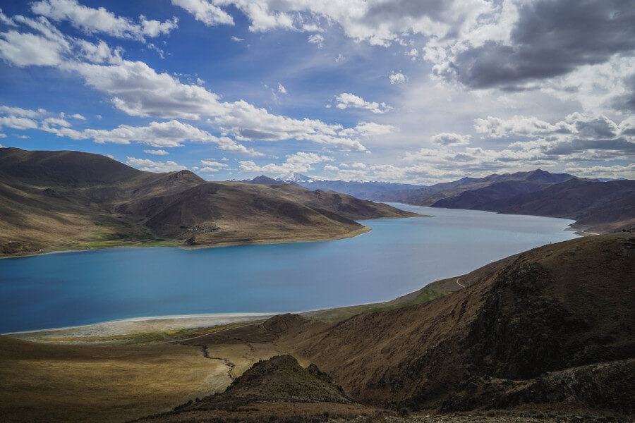 12 Days Lhasa - Everest Base Camp - Namtso Lake