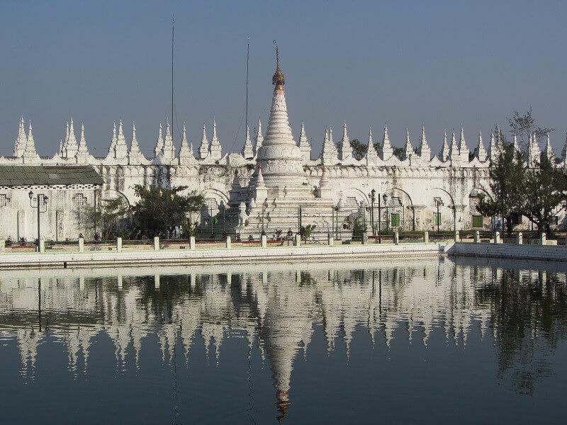 Bagan – fly to Mandalay – city tour – Am