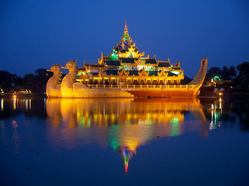 TREASURES OF MYANMAR (7D6N)