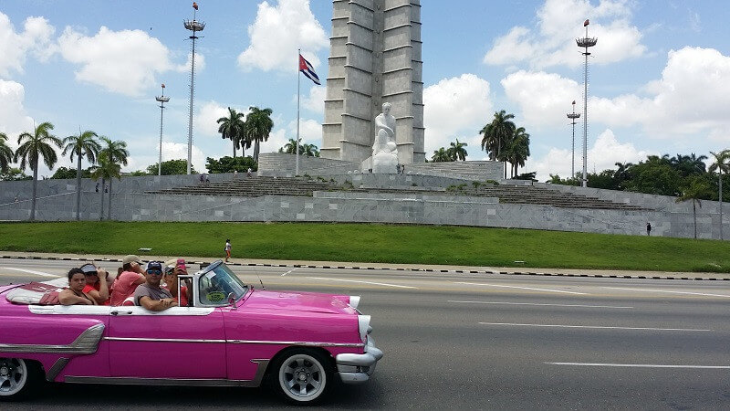 Say goodbye to Cuba