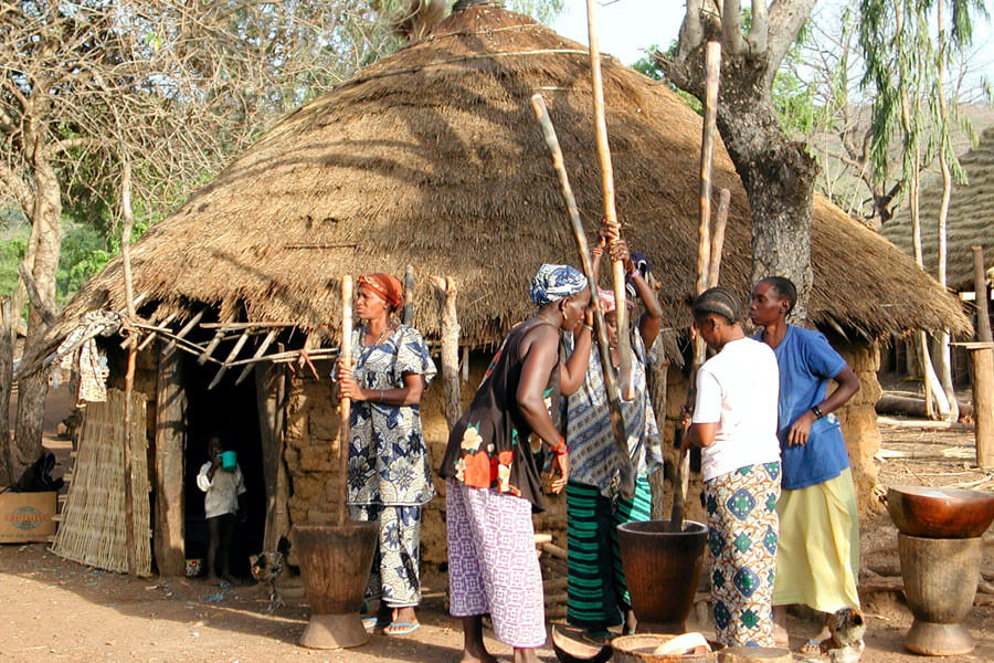 Tribes of Senegal 8 days
