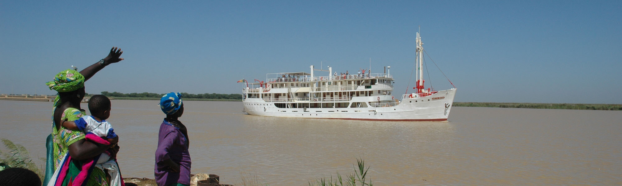 Cruise on River Senegal 8 days