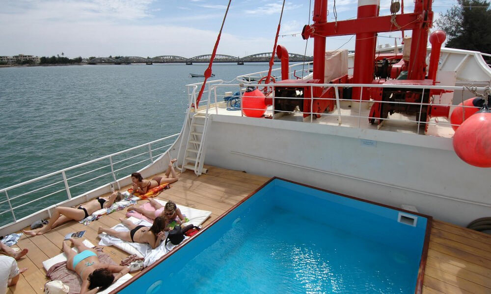 Cruise on River Senegal 8 days