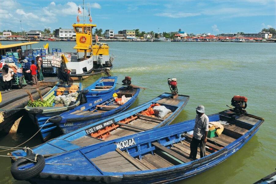 Penang – Kota Bharu (400 km)