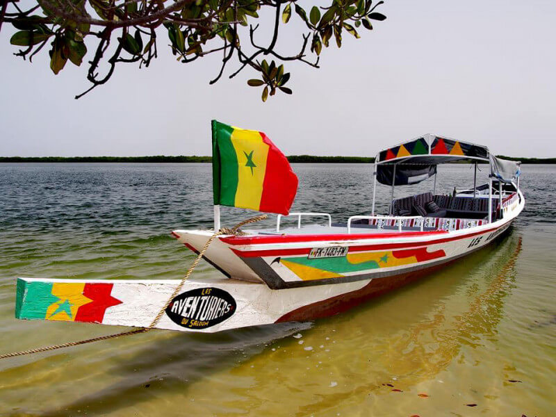 From Saloum River to Casamance River, 10 days