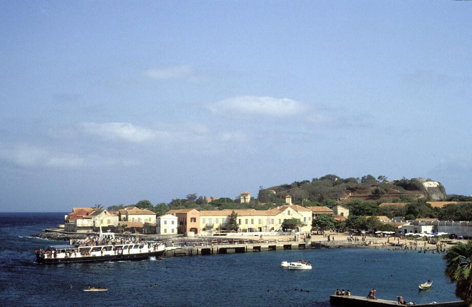 Dakar – Gorée - Kaolack