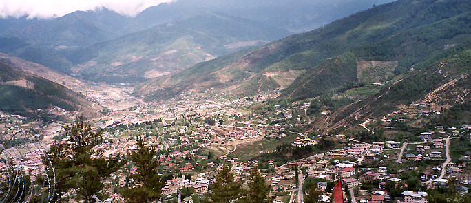 Thimphu Local sightseeing