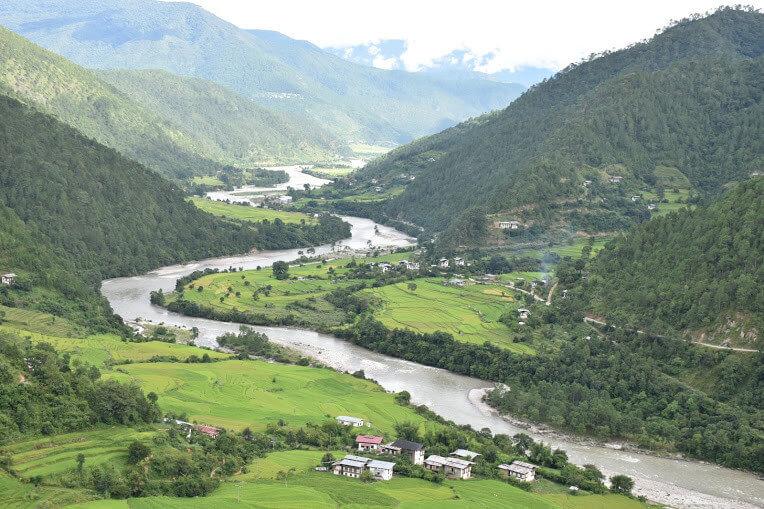 Thimphu to Punakha (2.5 hrs)