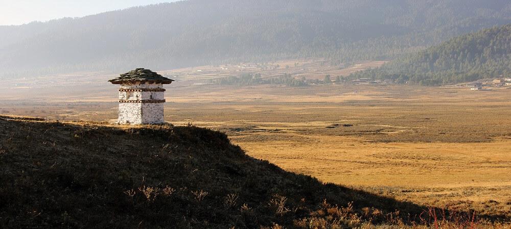 Drive from Jakar to Phobjikha (6 hrs).